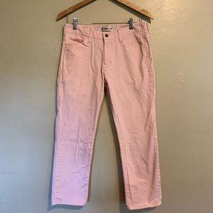 GAP | Peach Pencil Cut Jeans | 8